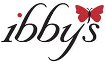 Ibby's butterfly logo