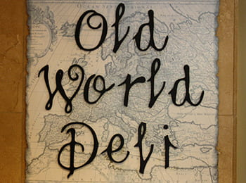 Old World Deli logo