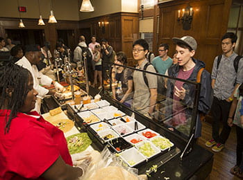 Duc Food Hours Washu