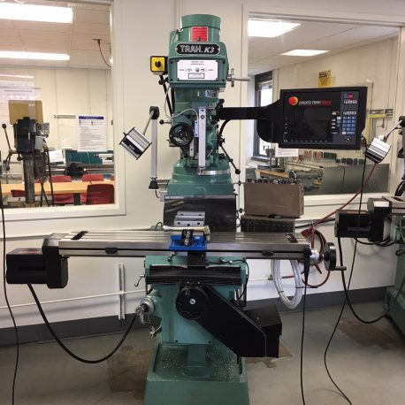 Equipment | McKelvey School of Engineering Student Machine