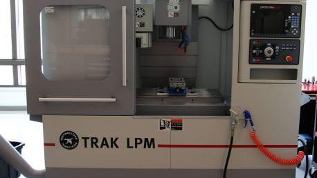 TRAK LPM Safety, Programing, Operation & Care Manual