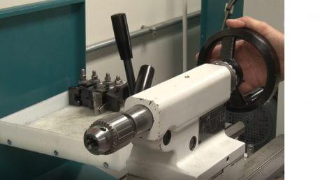 Drill Chuck Installation