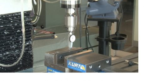 Indicating a Vise