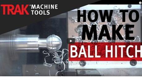 SLX How to Make a Ball Hitch