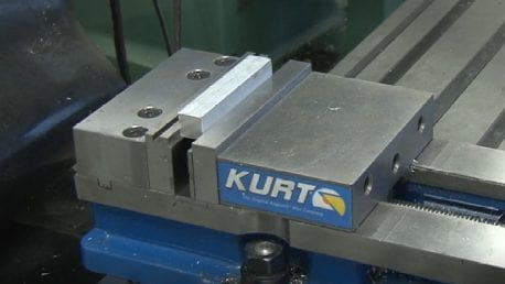Putting a Part in a Vise