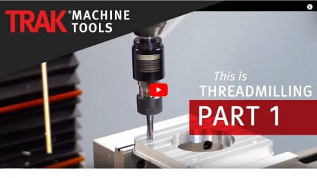 Thread Milling Part 1