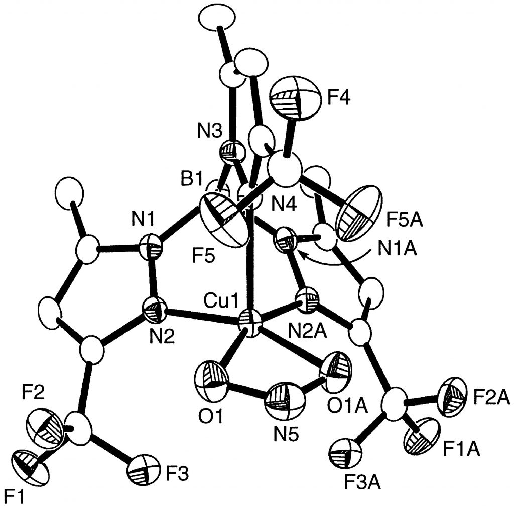 Molecular diagram