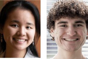 34: Mandy Huang & Bennett Rosenberg