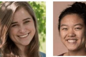 4: Katrin Gatz & Jamie Xu