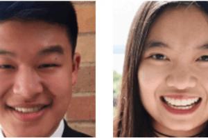 13: Ranen Miao & Christine Nguyen