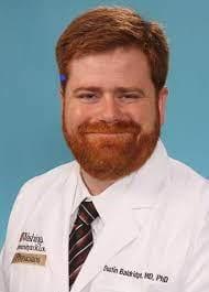 Dustin Baldridge, MD, PhD, Awarded K08