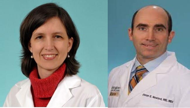 Chris Gurnett, MD, PhD and Jason Newland, MD, MEd awarded $5 million COVID-19 grant