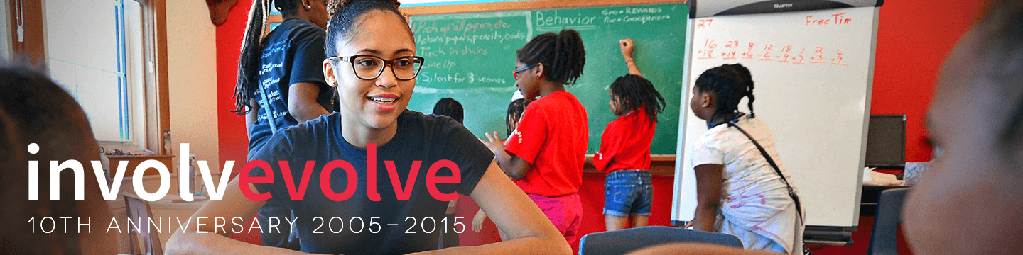 Involvevolve Washington University