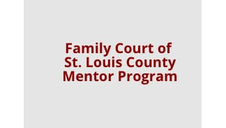 St. Louis Family Court Mentoring Program