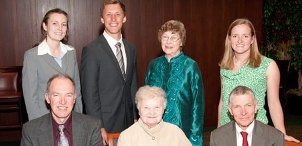 2011 Honorees