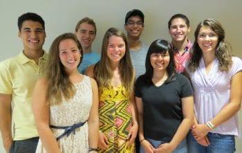 2015 Civic Scholars Cohort