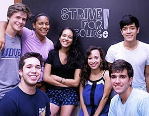 Strive for College Exec Board