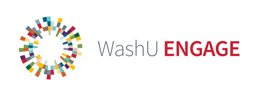 wash u engage logo