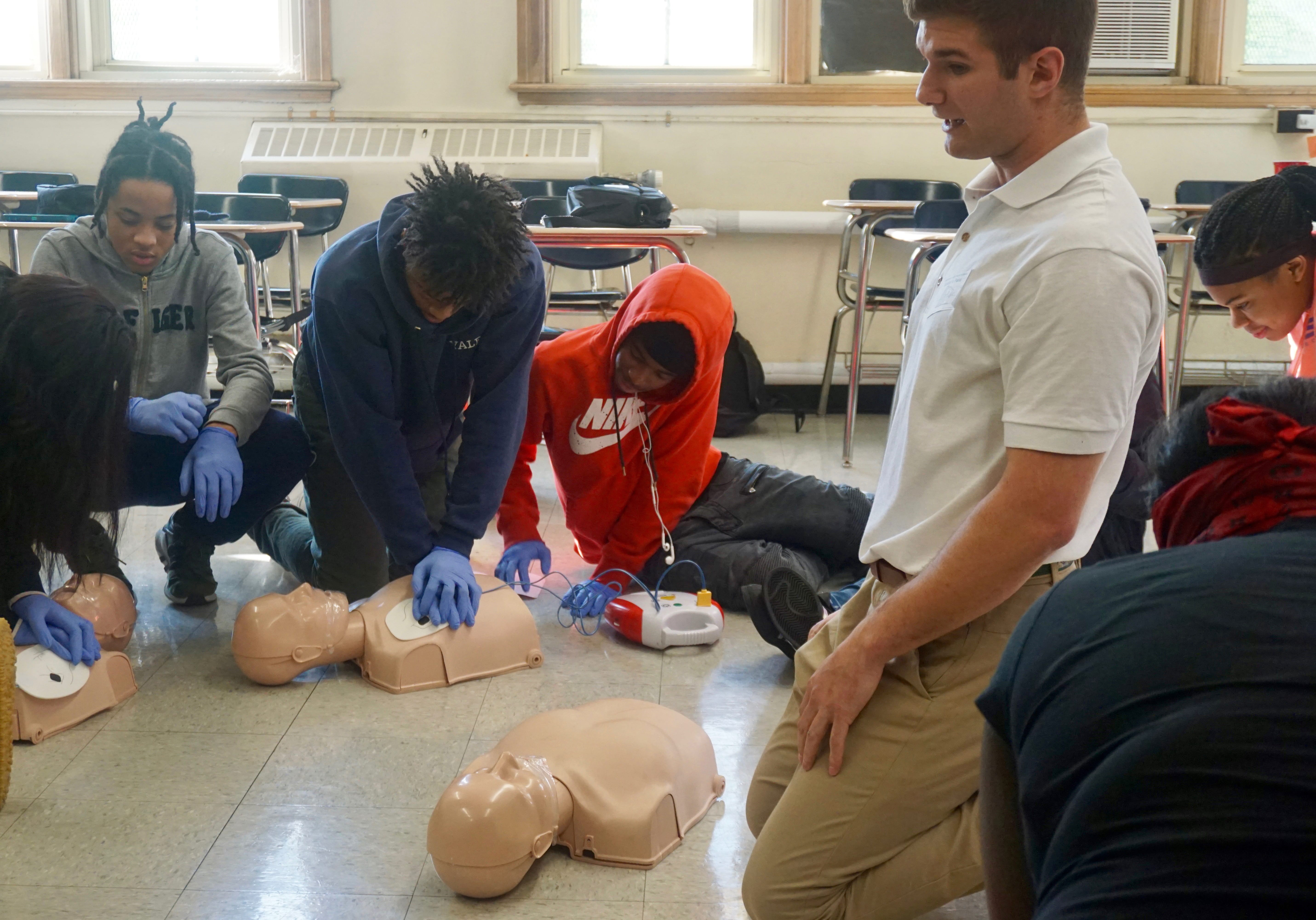 Teach Me To Help Empowering Students To Save Lives Washington