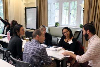 Facilitation Workshop Fosters Campus-Community Partnerships