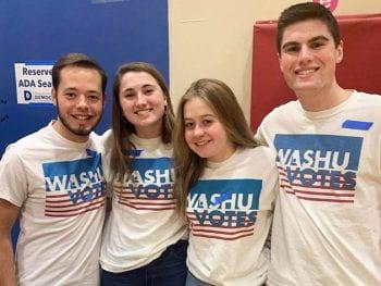 Spotlight on WashU Votes