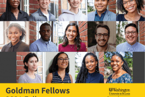 St. Louis Initiative Partners with Goldman Fellows