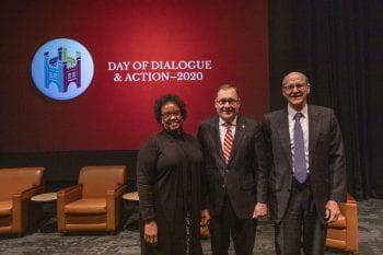 Sheree Wilson, Andrew Martin, Dr. David Perlmutter