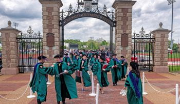 'Bigger and better' Commencement to move to Francis Olympic Field