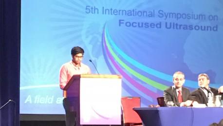 5th Focused Ultrasound Symposium (2015)