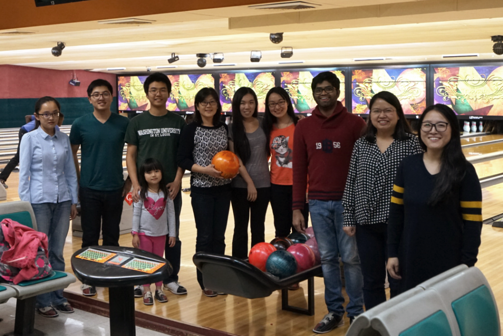 Group Outing to Tropicana Lanes