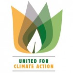 COP 21 logo - United for climate action