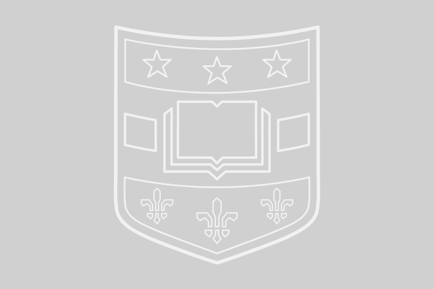 WashU shield logo