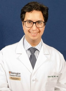 Cyrus Raji | NeuroImaging Laboratories | Washington