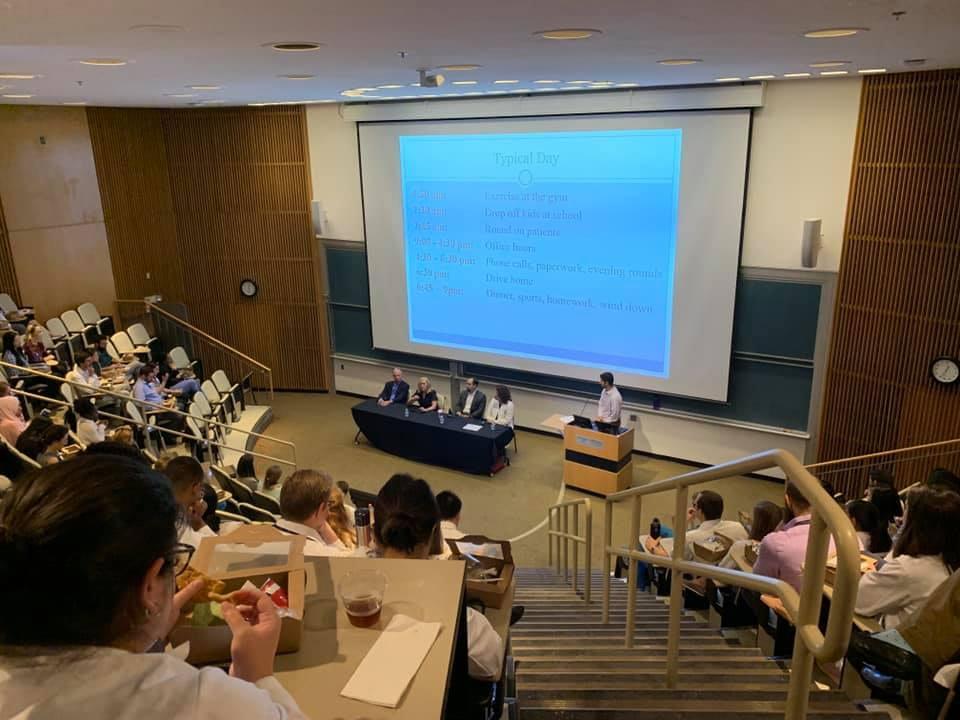 Financial Education Lecture Series: Speaker Panel Exploring Career Pathways