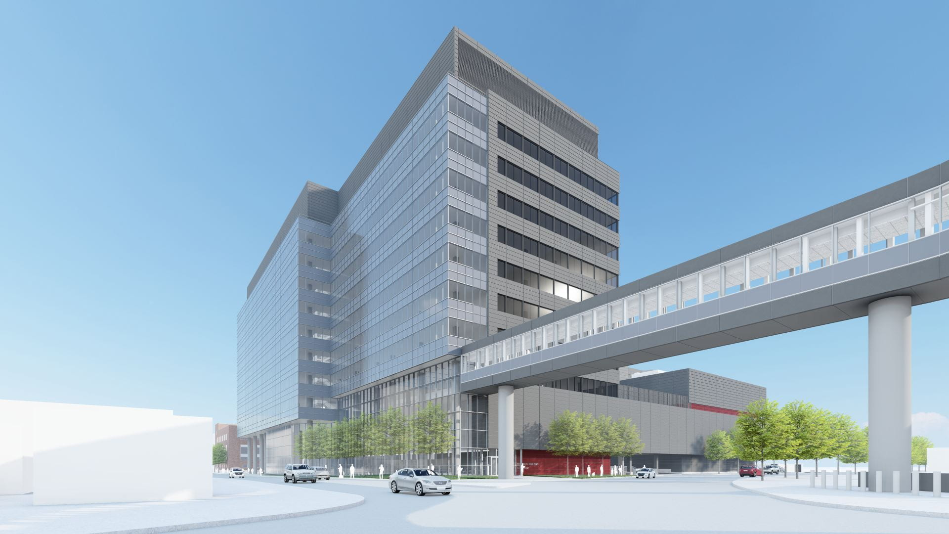 WUSM Planning & Projects: Neuroscience Research Building