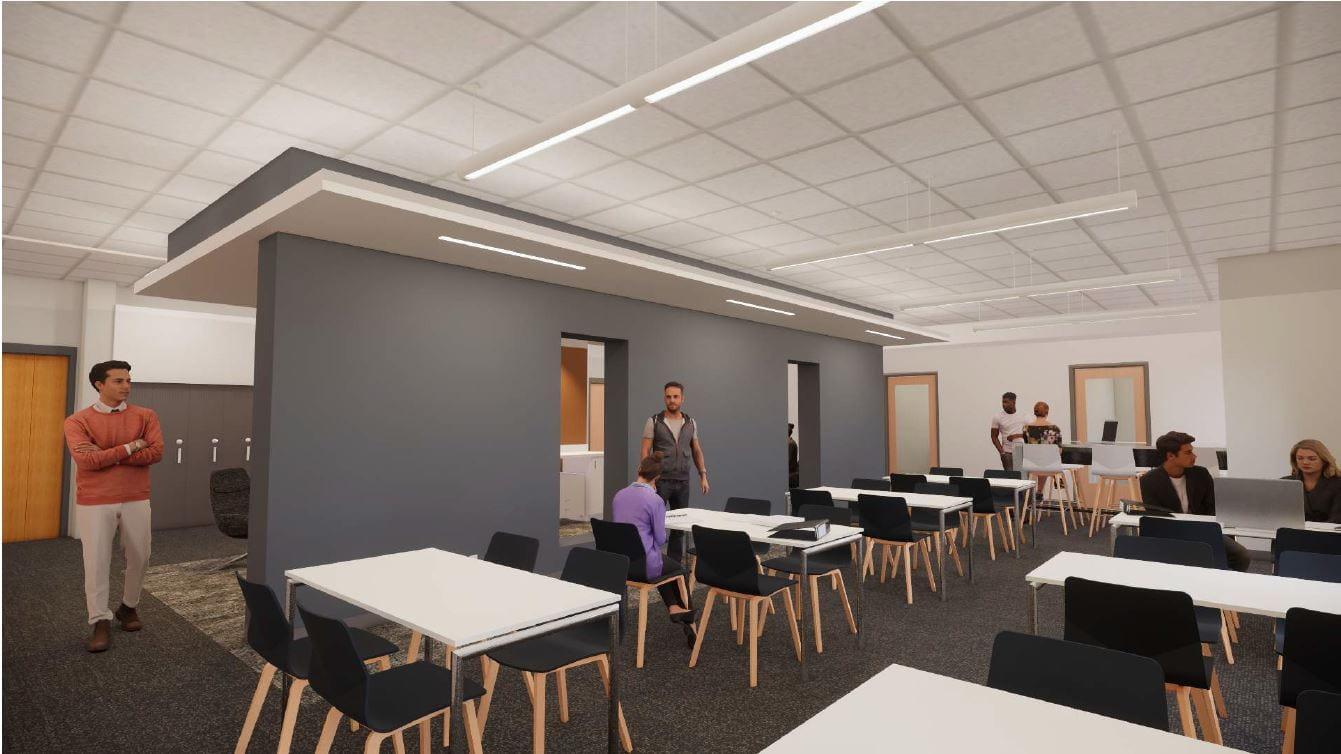 WUSM Projects & Planning: FLTC 3-5 Floor Renovations