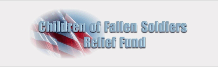 Children of Fallen Soldiers Relief Fund