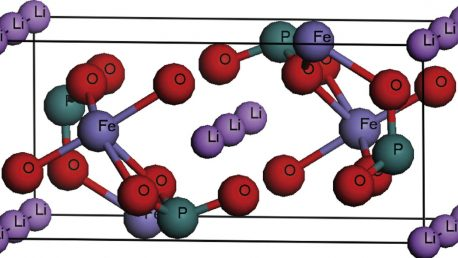 3. Electronic structure of LiFePO4 nanoparticles