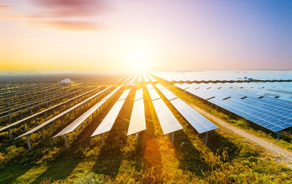 New, nontoxic materials for solar cells underway at WashU