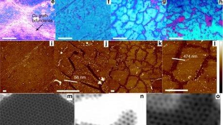 42. Reversible Defect Engineering in Graphene Grain Boundaries