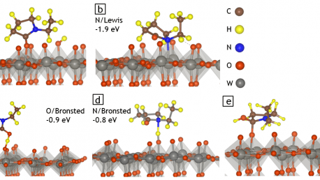 51. Role of Oxygen Vacancies in Photocatalysis on Tungsten Oxide