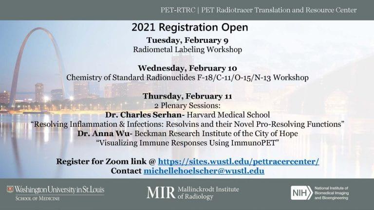 2021 PET-RTRC Workshops & Scientific Session