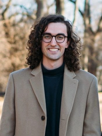 Graduate student Alec Beeve awarded BMES travel award