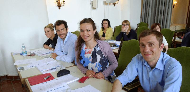 Evidence-based Public Health Training