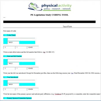 Physical Education Legislation (doc)