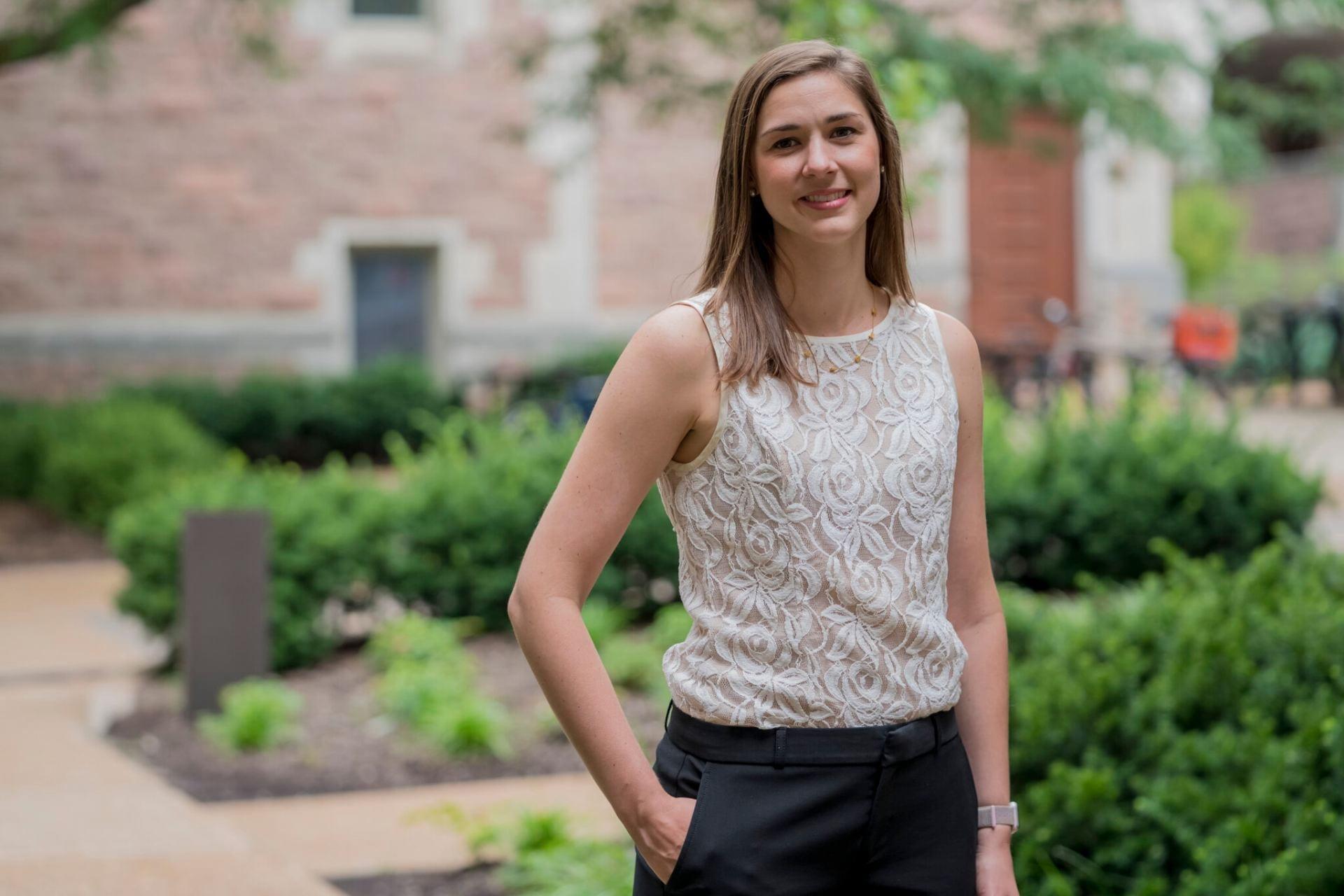 Faculty Spotlight: Maura Kepper