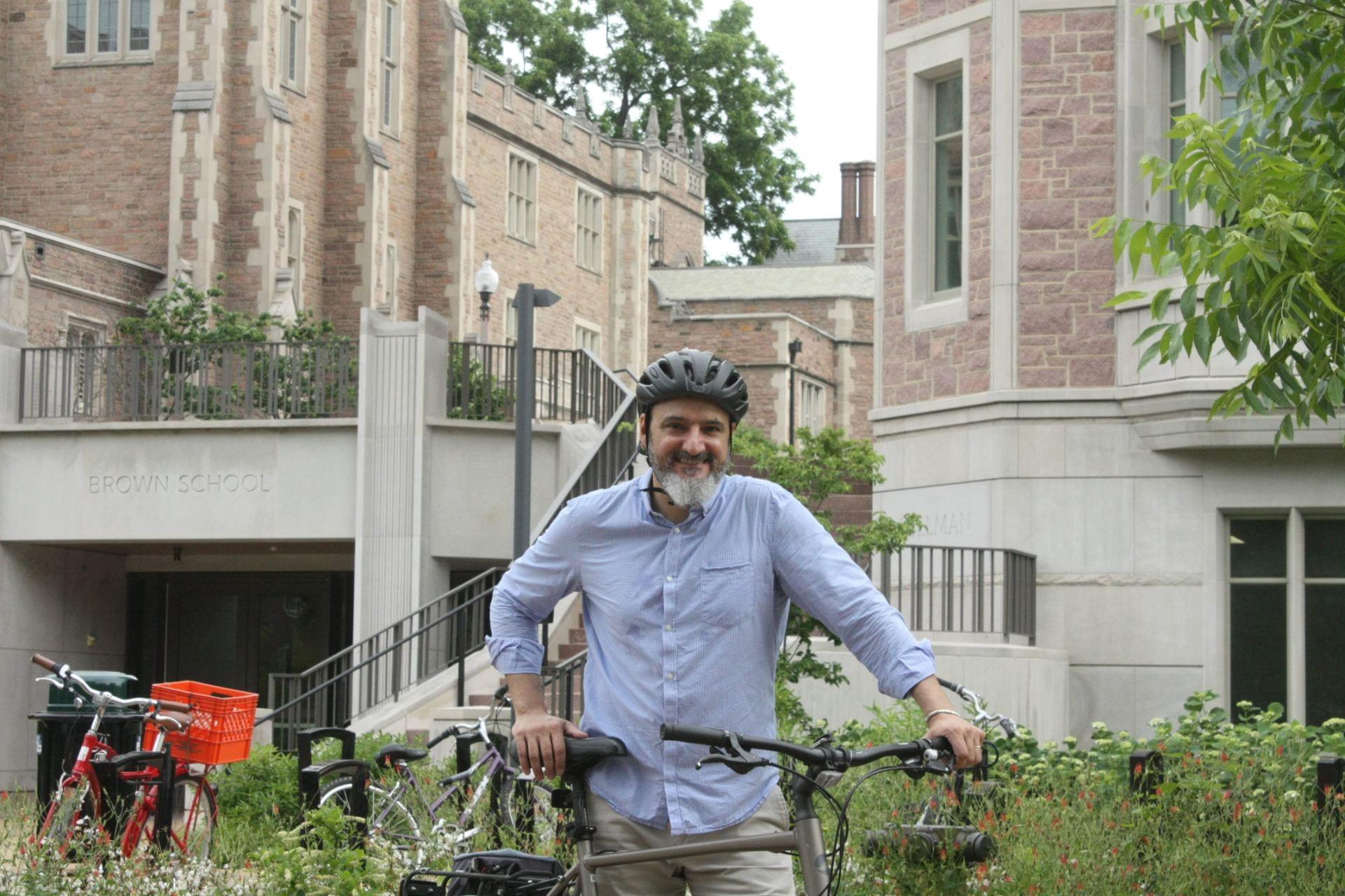 Faculty Spotlight: Rodrigo Reis