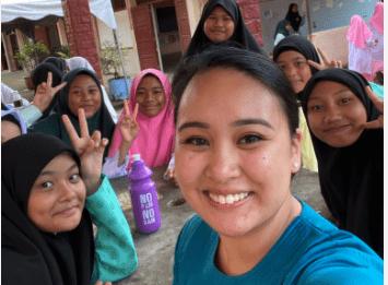 Student Spotlight: Angeline Gacad
