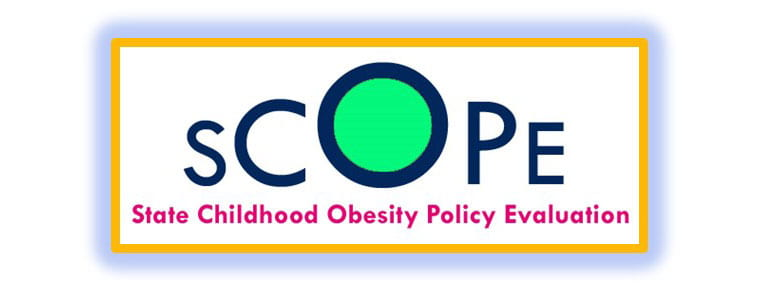 logo for State Childhood Obesity Policy Evaluation