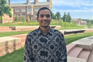Student Spotlight: Romario Smith